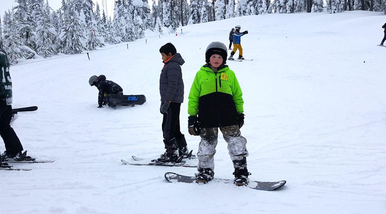 Polson Ski Day